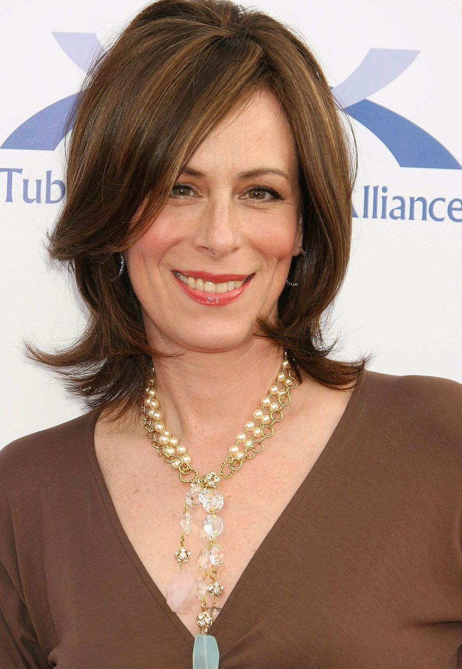 Jane Kaczmarek (Loïs) en 2006