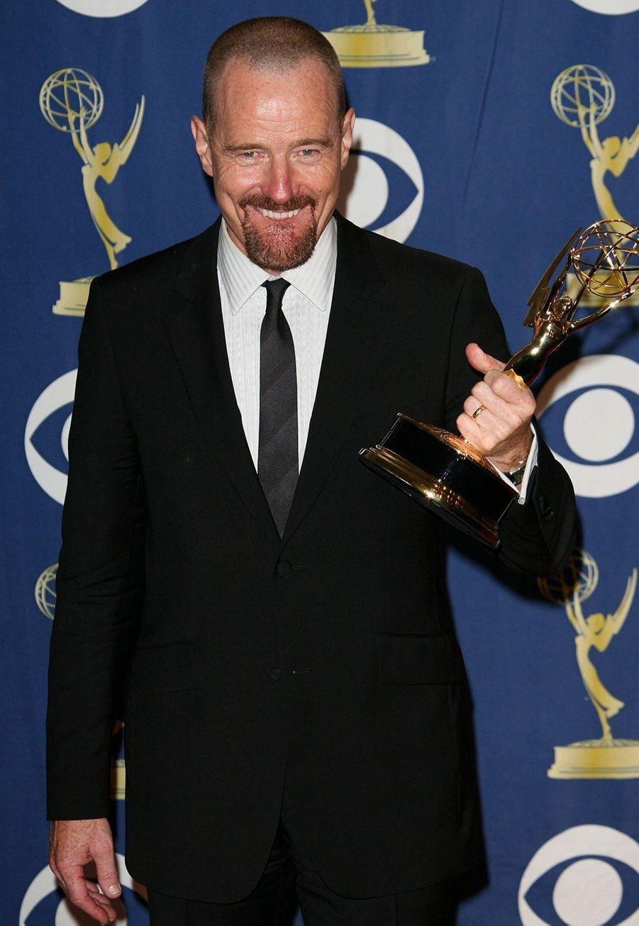 Bryan Cranston (Hal) en 2009