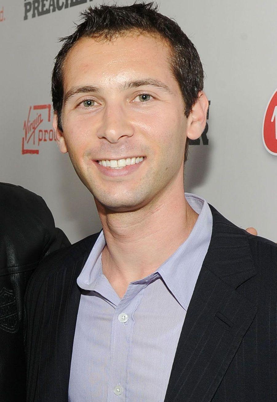Justin Berfield (Reese) en 2011