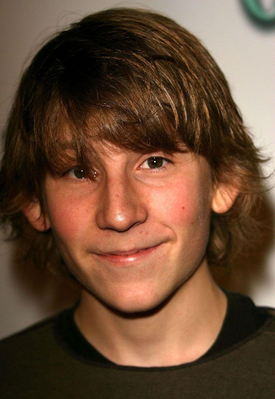 Erik Per Sullivan (Dewey) en 2006