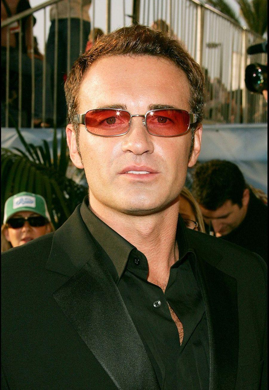 Julian McMahon en 2005