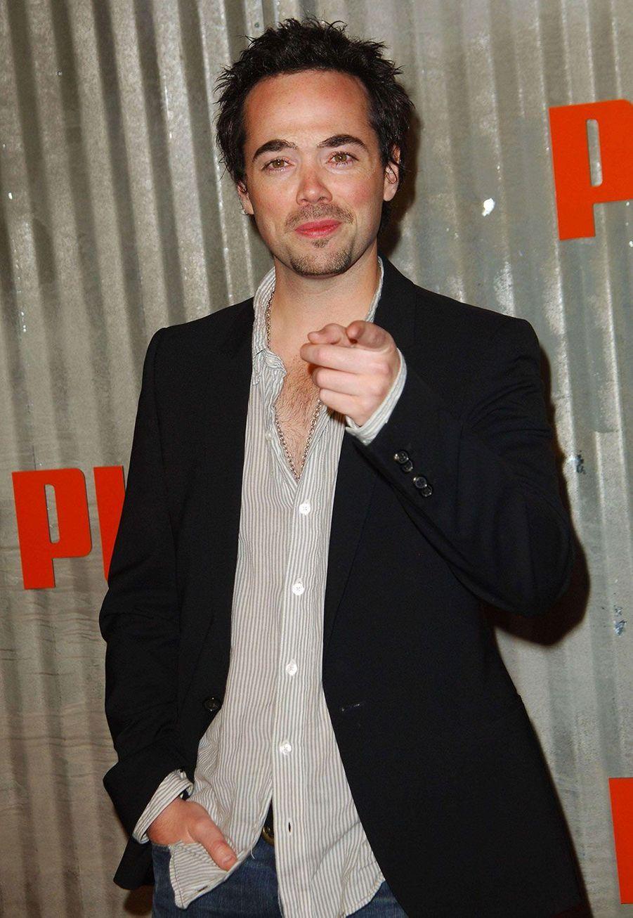 John Hensley en 2009