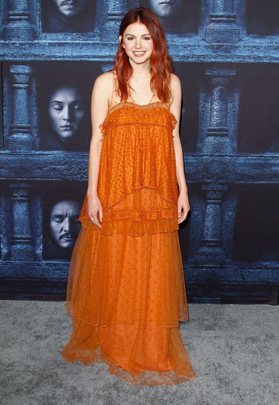 Hannah Murray (Cassie)