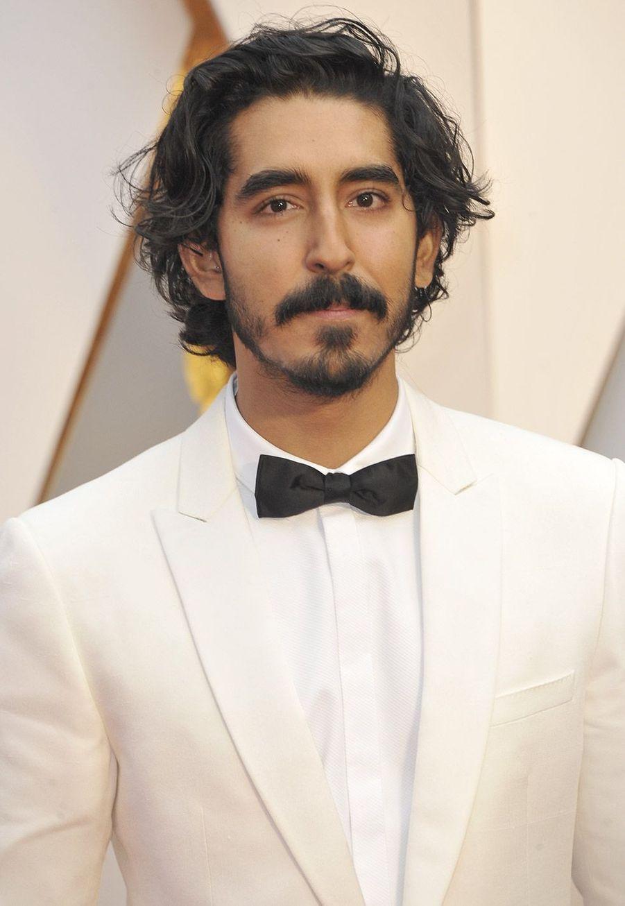 Dev Patel (Anwar Kharral)