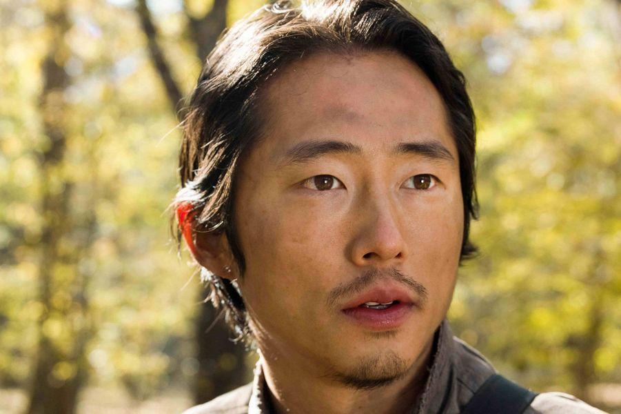 Glenn Rhee (Steven Yeun)