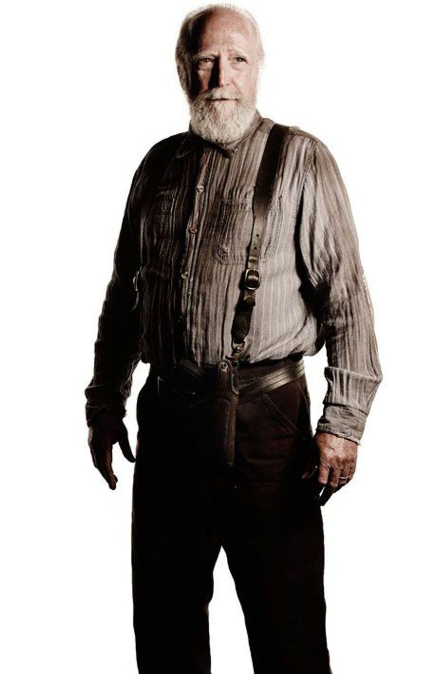 Hershel Greene (Scott Wilson)