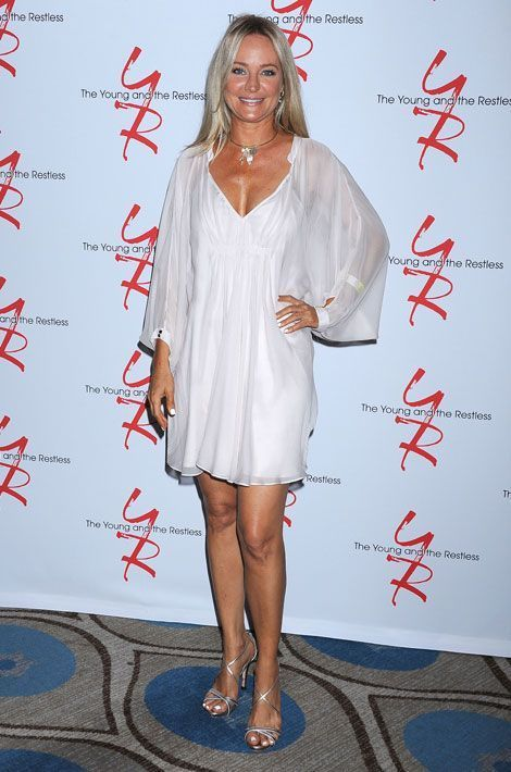 Sharon Newman (Sharon Case)