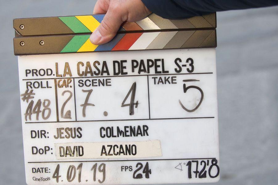 """Des scènes de la saison 3 de """"La Casa de Papel"""" ont été tournées à Florence, en Italie"""