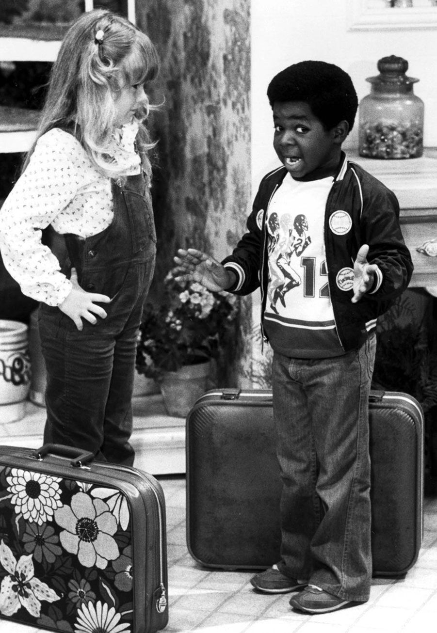 """Gary Coleman dans """"Arnold et Willy"""""""
