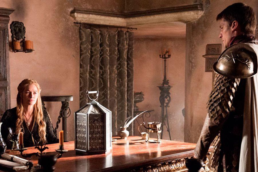 Cersei Lannister et Jaime Lannister