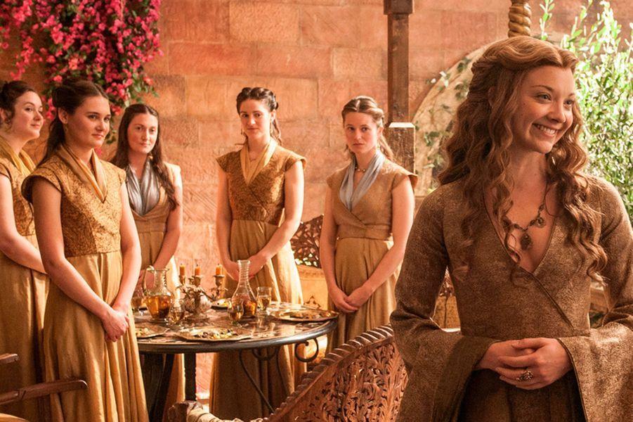 Margaery Tyrell et Cersei Lannister