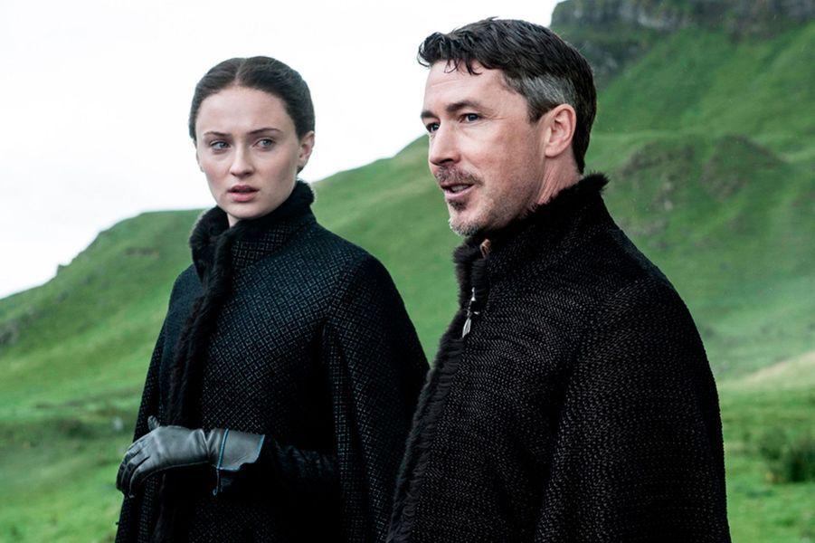 Sansa Stark et Littlefinger
