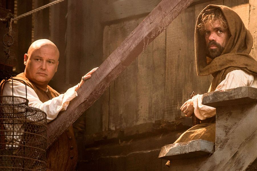 Varys et Tyrion Lannister