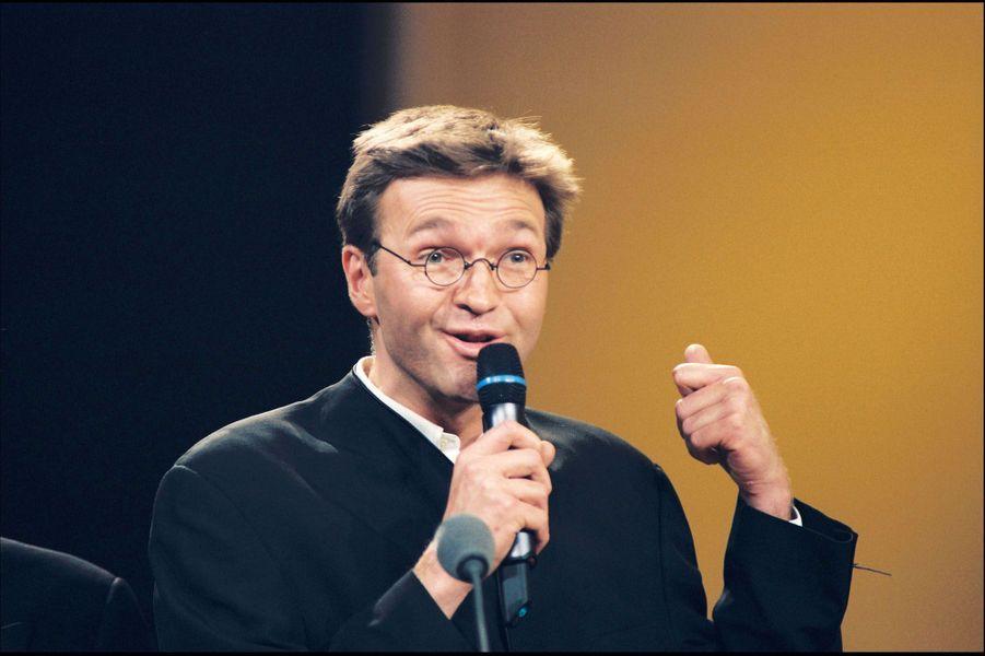 """Lors des """"Victoires de la musique"""" en 1997"""