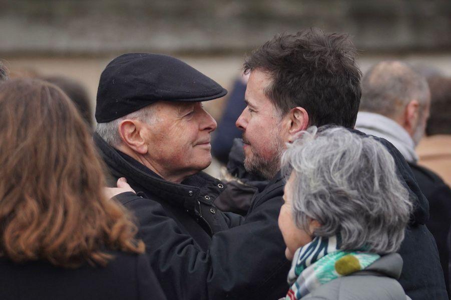 Jacques Toubon et Nicolas Demorand