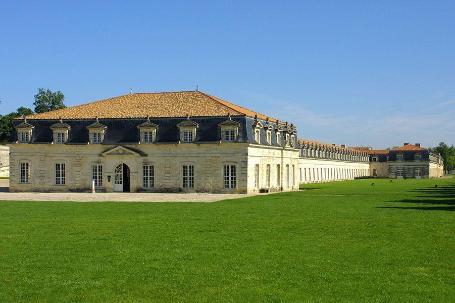 Arsenal de Rochefort (Nouvelle-Aquitaine)