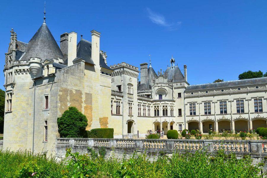 Château de Brézé (Pays de la Loire)