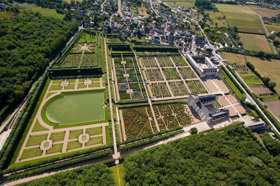 Château et les Jardins de Villandry (Centre-Val de Loire)