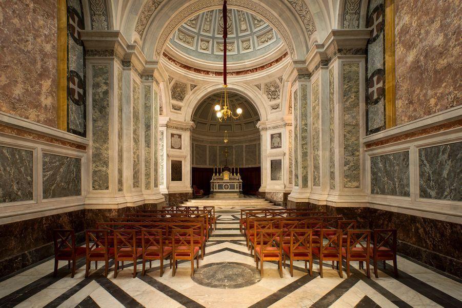 Chapelle Impériale du Palais Fesch (Corse)