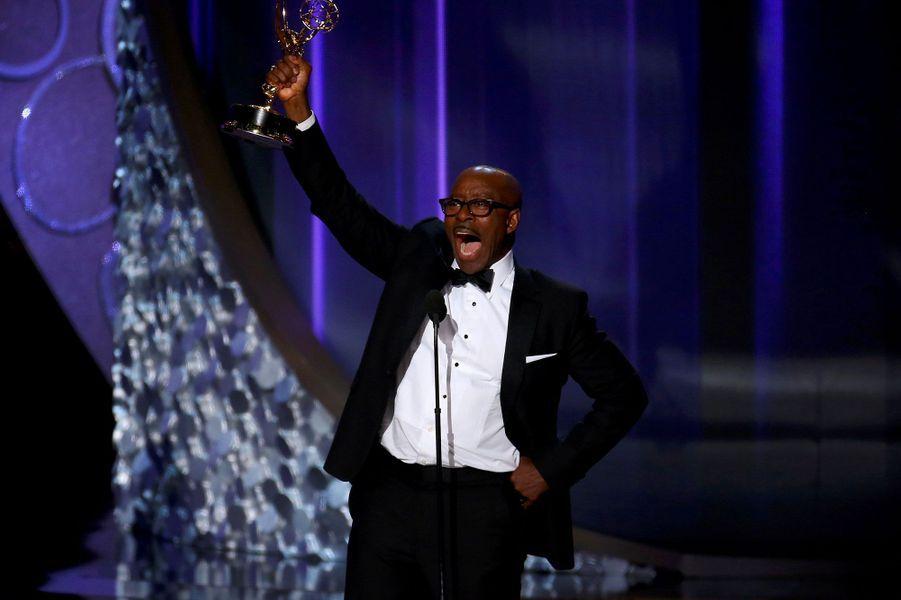 """Meilleur acteur dans un téléfilm ou une mini-série : Courtney B. Vance, """"The People vs O.J. Simpson"""" (FX)"""