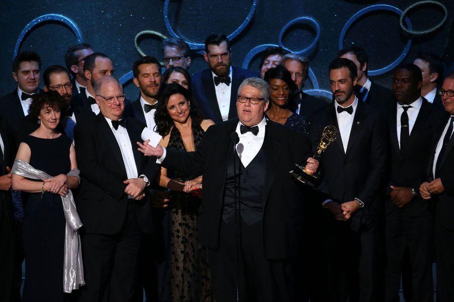 """Meilleure comédie : """"Veep"""" (HBO)"""