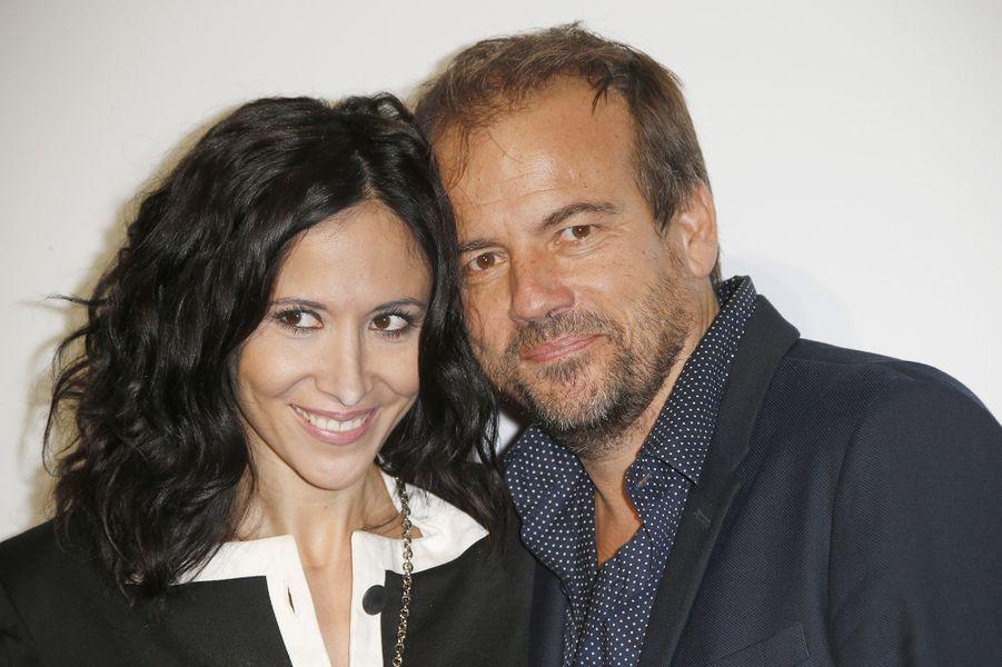 Fabienne Carat et Stéphane Henon