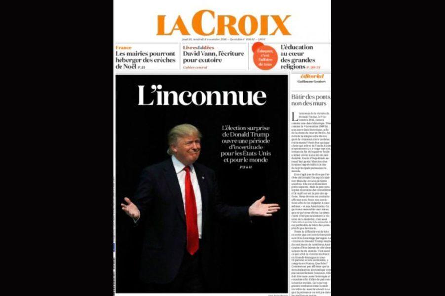 """""""La Croix"""""""
