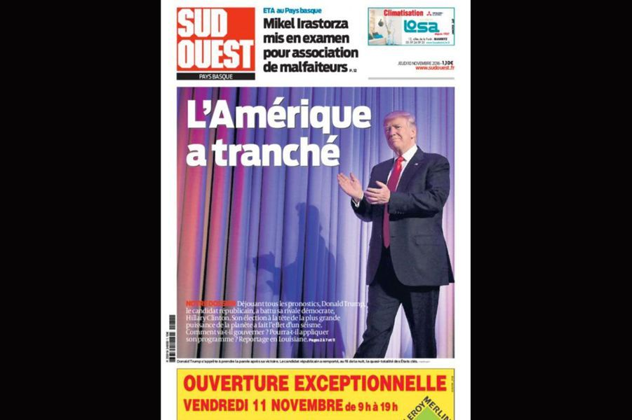 """Sud Ouest"""