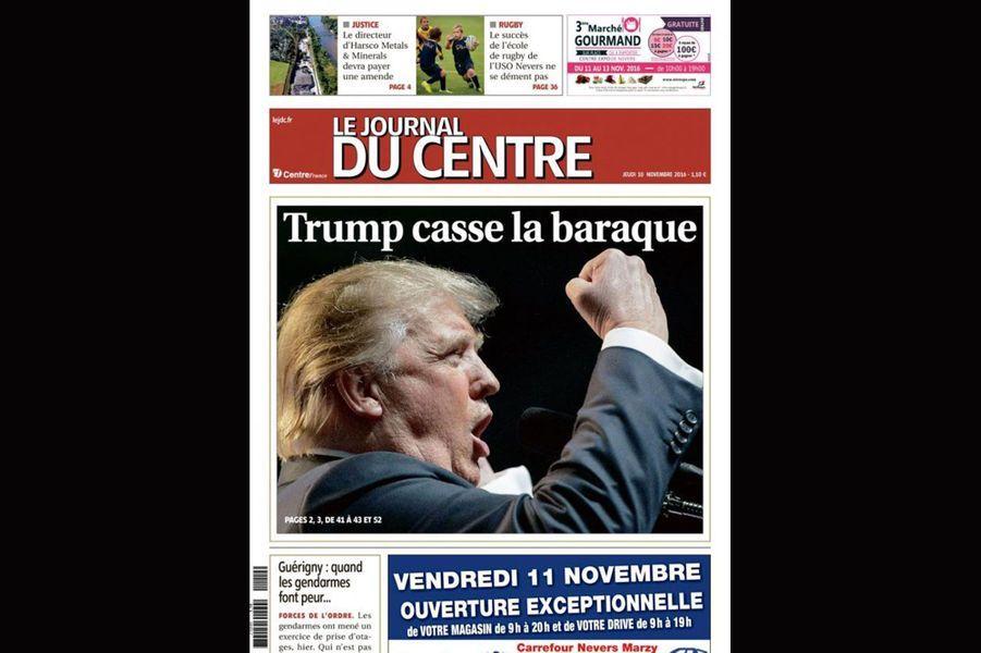 """""""Le Journal du Centre"""""""