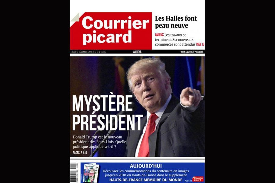 """Courrier Picard"""