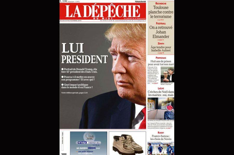 """""""La Dépêche"""""""