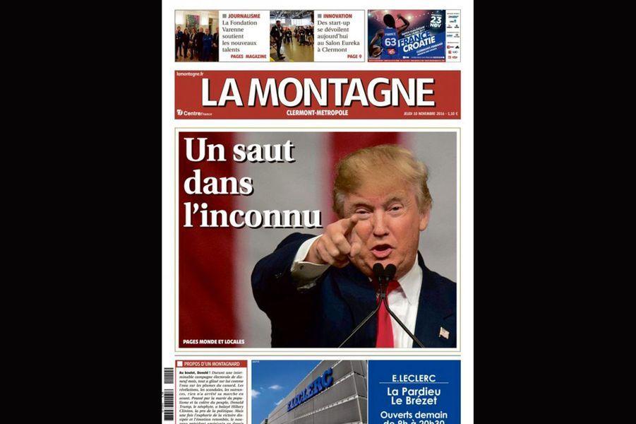"""""""La Montagne"""""""