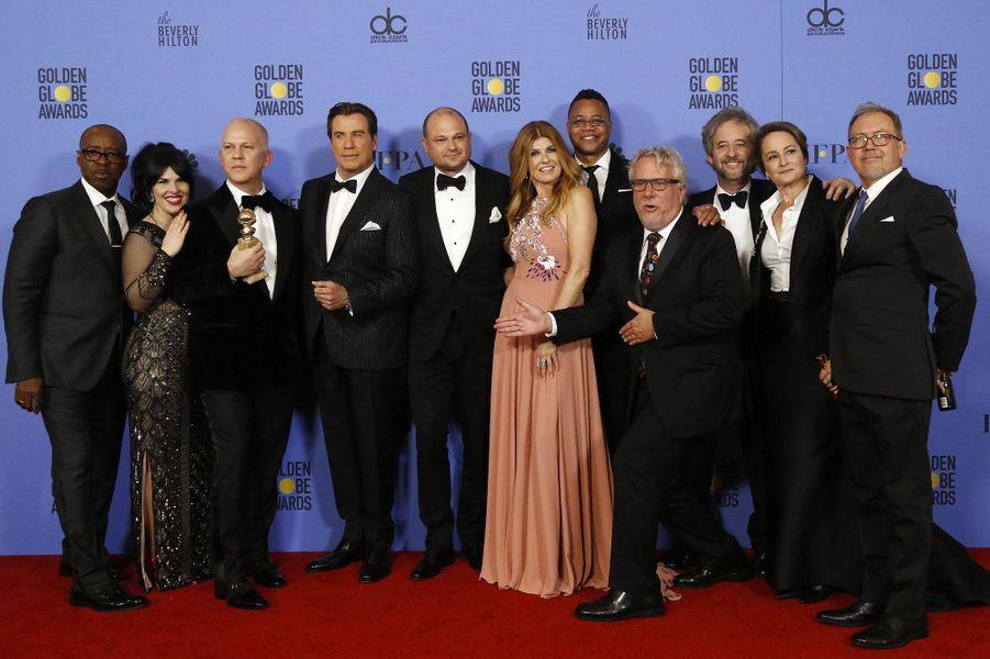 Meilleure mini-série ou du meilleur téléfilm :«The People v. O.J.: American Crime Story»