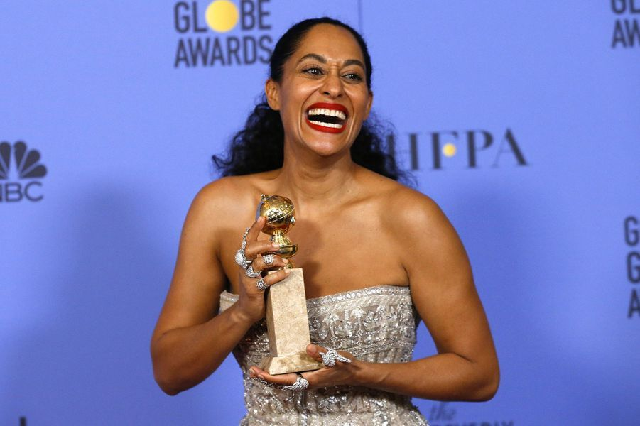 Meilleure actrice dans une série musicale ou comique :Tracee Ellis Ross, «Black-ish»