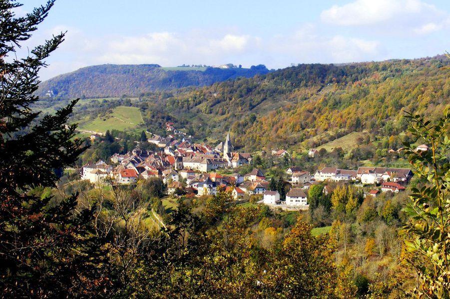 Mouthier-Haute-Pierre (Bourgogne-Franche-Comté)