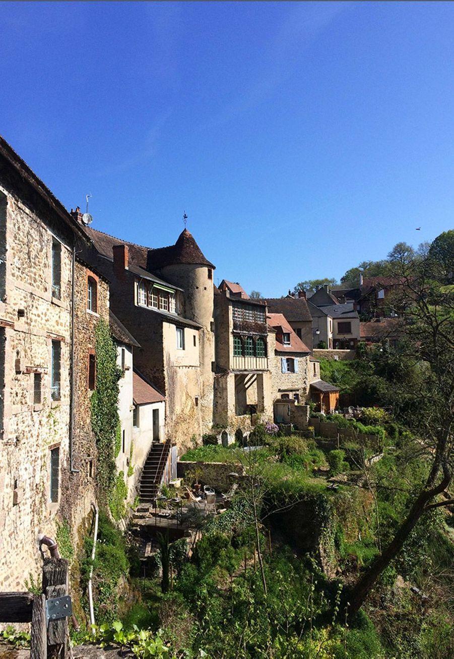 Gargilesse-Dampierre / Région Centre-Val de Loire