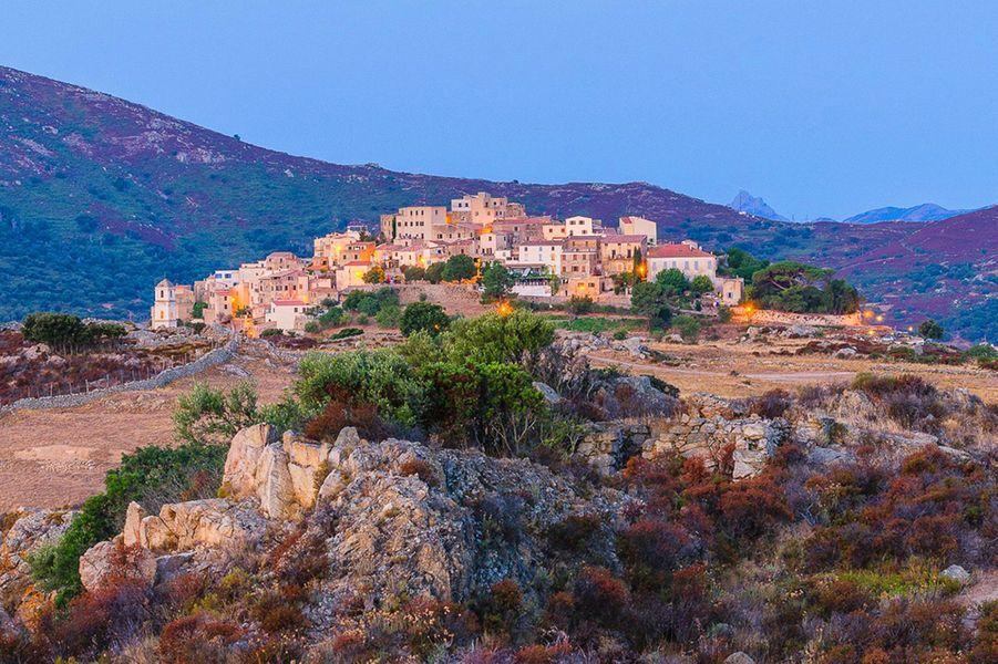 Sant'Antonino / Région Corse