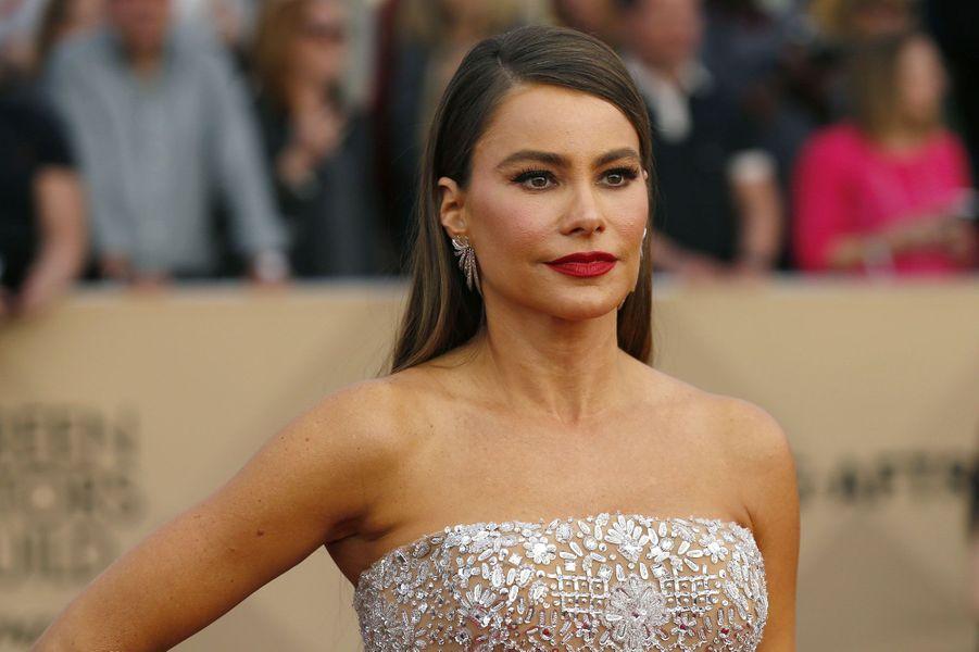 "1- Sofia Vergara (""Modern Family"") : 42,5 millions de dollars"