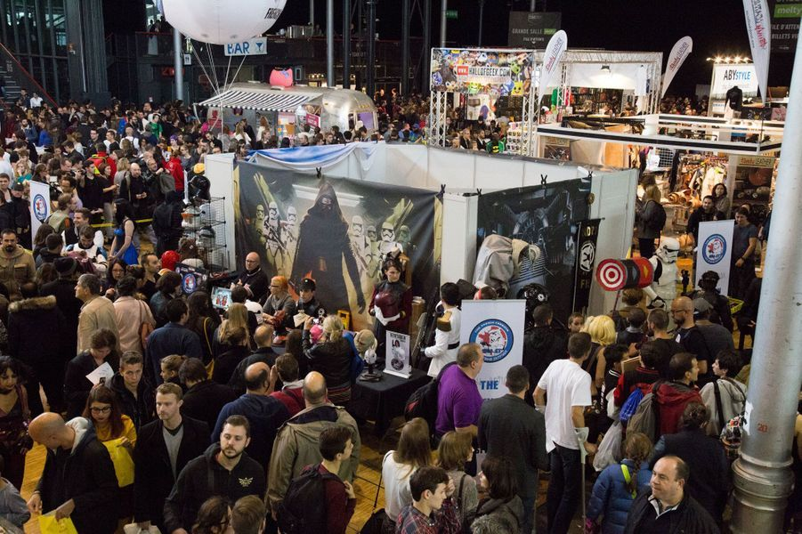 35 000 personnes sont attendues au Comic Con de Paris