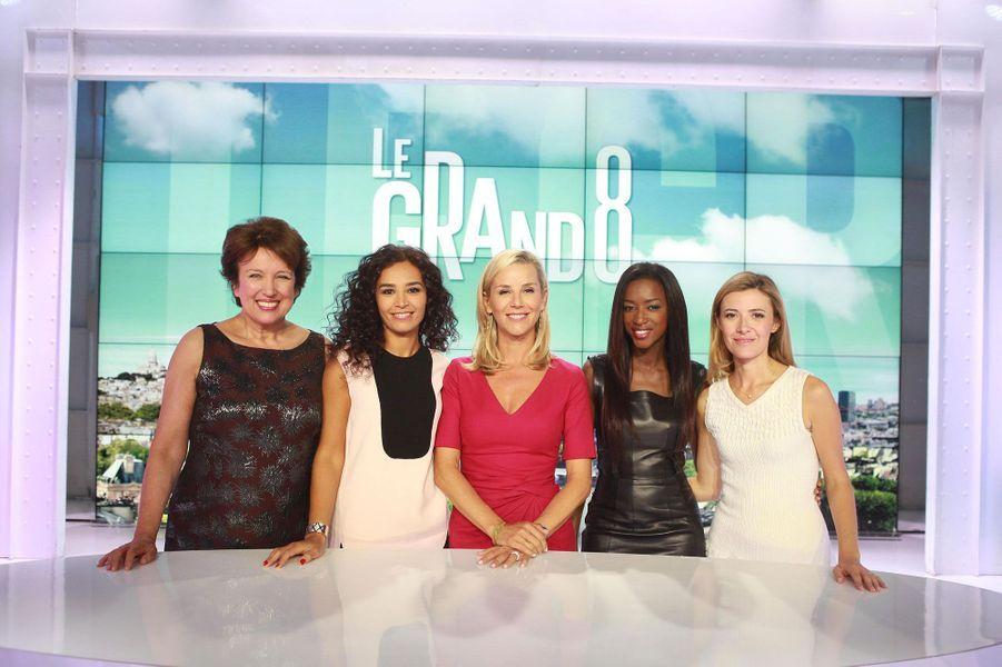 Gérard de l'émission de bonnes femmes présentée par des bonnes femmes qui n'invitent que des bonnes femmes pour parler de trucs de bonnes femmes