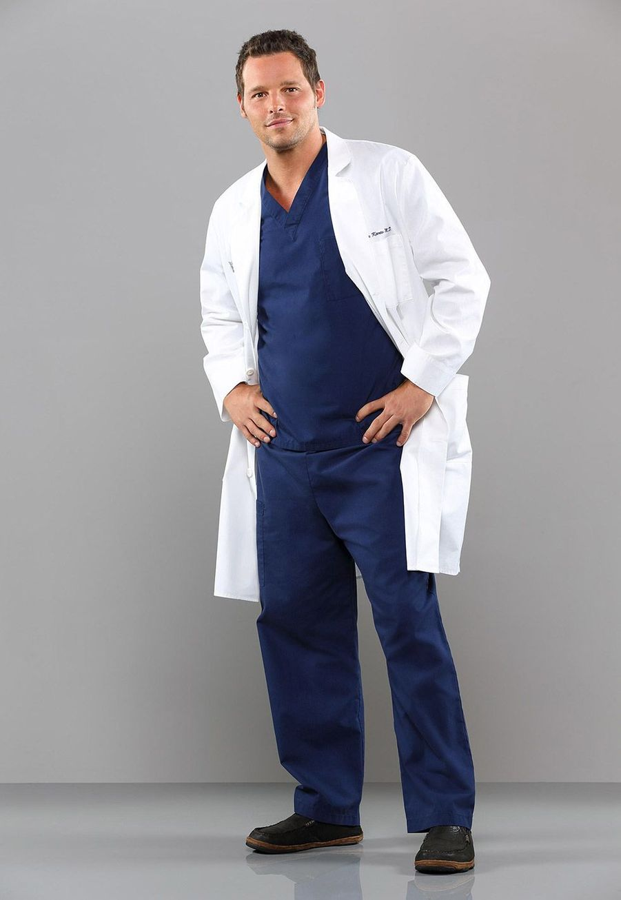 Alex Karev (Justin Chambers)