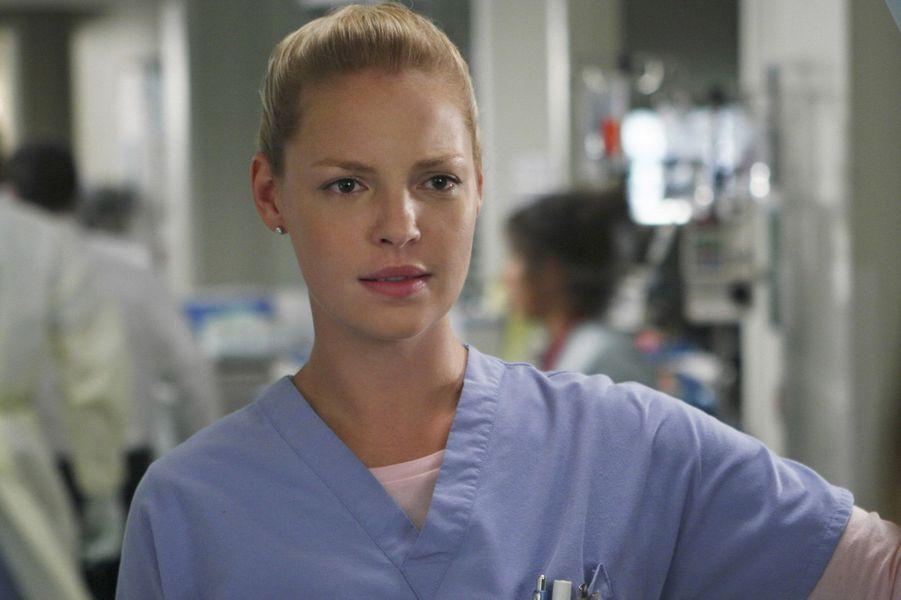 Izzie Stevens (Katherine Heigl)