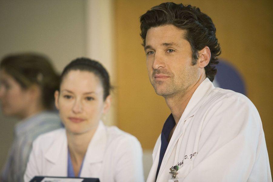 """Derek Shepherd (Patrick Dempsey) de """"Grey's anatomy"""""""