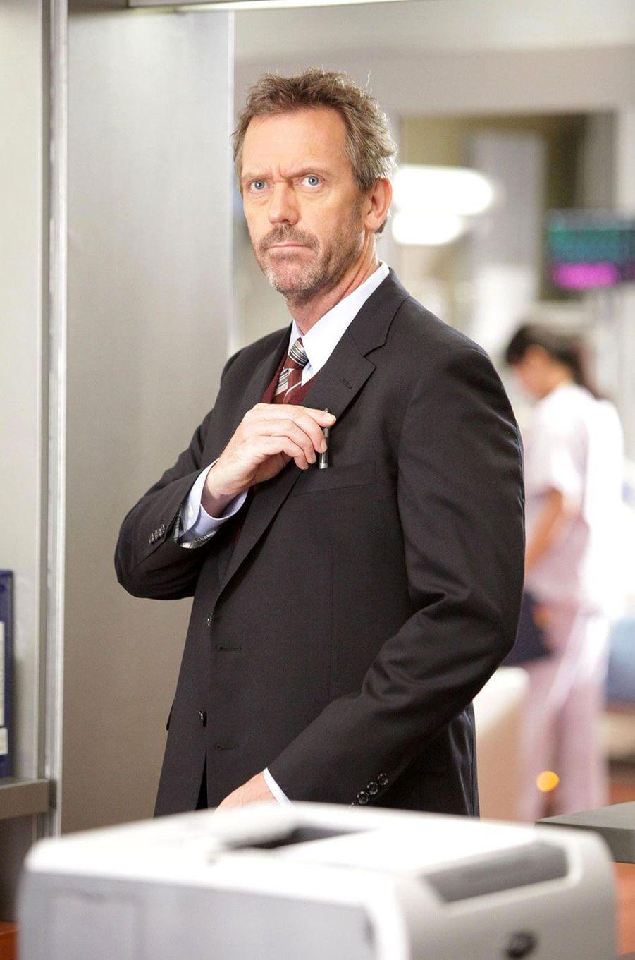 """Gregory House (Hugh Laurie) de """"Dr House"""""""