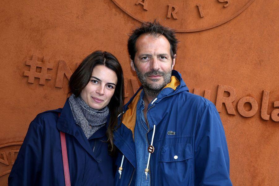 Charles Chagachbanian (Franck Vecchio-Ruiz) et Juliette Chêne (Juliette Frémont) :Les amoureux se sont rencontrés sur le tournage de «Plus Belle la Vie» en 2007