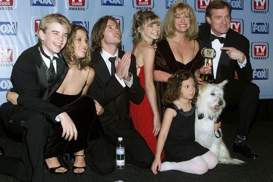"""Le casting de """"Sept à la maison"""" en 1999"""