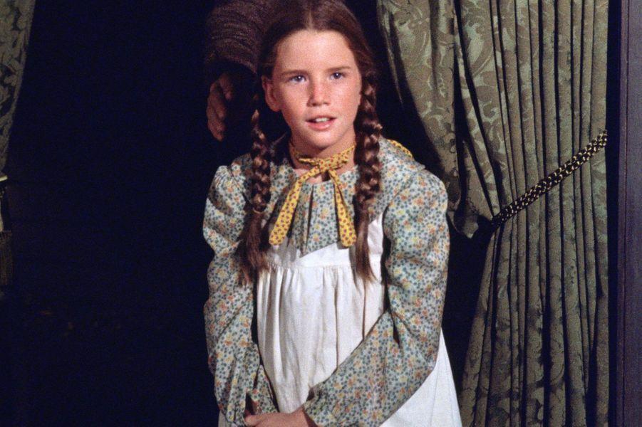 """Melissa Gilbert dans """"La petite maison dans la prairie"""""""