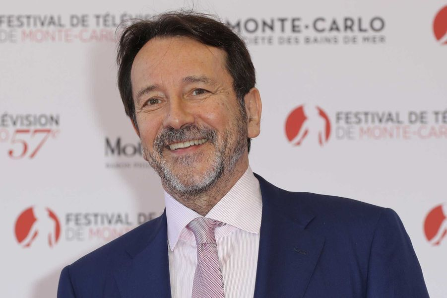 """Jean-Hugues Anglade (""""Braquo"""")"""