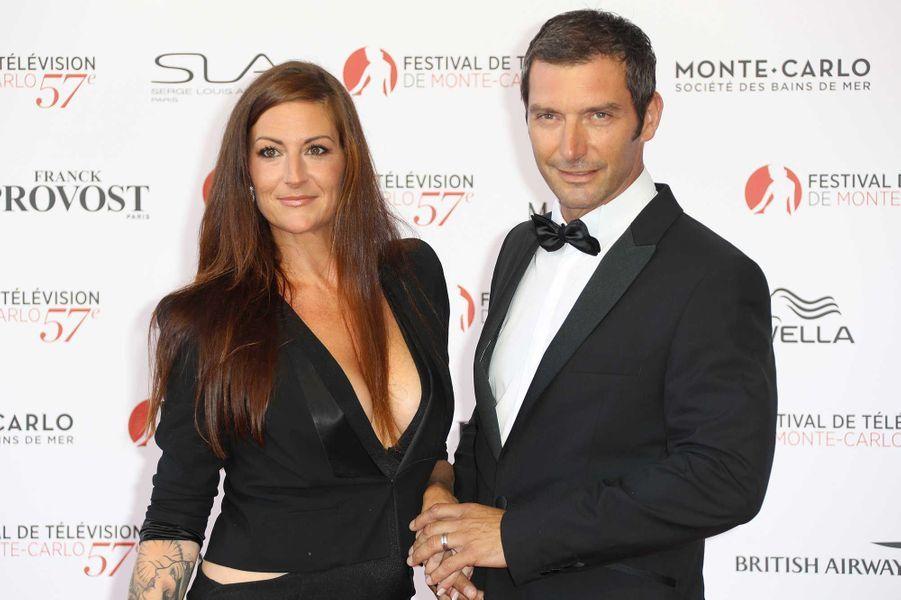 Franck Sémonin et son épouse Hélène