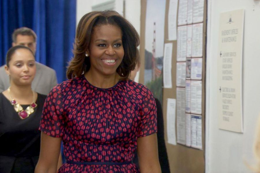 """Michelle Obama dans """"Parks and Recreation"""""""